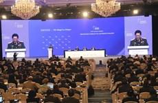 2019年香格里拉对话:越南防长吴春历支持以和平对话方式解决争端