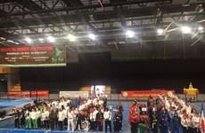 2019年越南传统武术世界锦标赛首次在法国举行