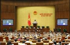 越南第十四届国会第七次会议:讨论2020年国会监督计划