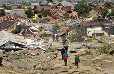 印尼苏门答腊岛发生6.2级地震  尚无人员伤亡报告