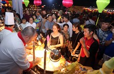 世界各国美食亮相2019年岘港市国际饮食节