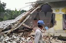 印尼北苏门答腊岛发生6级地震