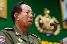 柬埔寨官员谴责新加坡总理李显龙在香格里拉对话上的讲话