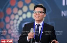 """范光强副教授与""""越南制造""""机器人的蓝图"""