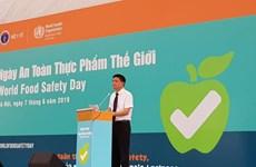 越南响应首个世界食品安全日