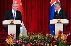 新加坡与澳大利亚促进数字经济合作