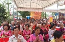 胡志明市加强与旅居泰国越南人的合作与交流