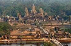 2019年前4月柬埔寨接待中国游客人数增长37%
