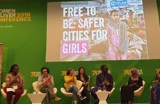 越南为2019年国际妇女大会做出积极贡献