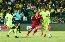 2019年泰国王杯友谊赛:在点球大战输给库拉索 越南获得第二名