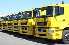 俄罗斯卡马斯:力争2020年越南工厂产量达到1000至1200辆车