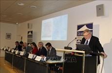 有关东海的国际会议在瑞士举行