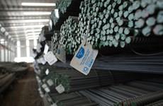 越南和发集团建筑钢材在南部市场上的销量猛增