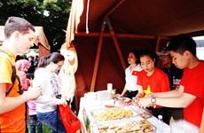 越南文化在2019年捷克国际文化美食节留下深刻印象