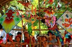 2019年顺化风筝节有助于保护和弘扬顺化传统风筝艺术