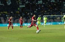 越南球队被列入2022年世界杯预选赛第二档球队