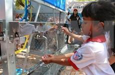 日本协助坚江省提高水资源管理能力
