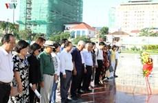 越南志愿军的功勋载入柬埔寨史册