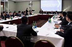 越南驻欧洲商务参赞、商务代表处首席代表会议在俄罗斯举行