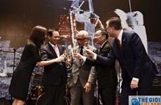 美国国庆243周年纪念典礼在河内举行