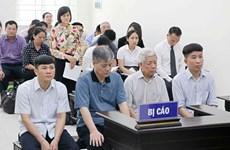 Vinashin前董事长阮玉事涉嫌滥用职权被建议判处18至20年有期徒刑