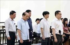 潘文英武及四名同案犯案件:检察机关建议法院维持原判