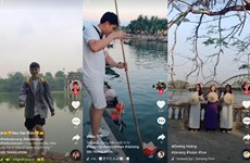 越南与TikTok达成合作协议 利用短视频对越南美景进行推广宣传