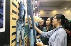 2019年第4届越南国际专业牛仔面料纺织展在胡志明市拉开序幕