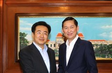 韩国投资商在胡志明市迎来多项投资新机遇