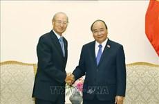 政府总理阮春福会见新加坡凯德集团主席