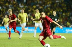 FIFA最新排名:越南跃升世界第96位