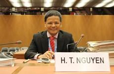 联合国国际法委员会高度评价越南的成功实践