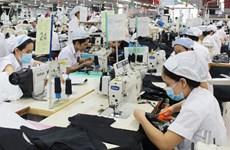 越南从中国的布料进口额猛增