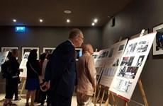 越侨和法国越南人协会运动100周年纪念典礼在法国举行
