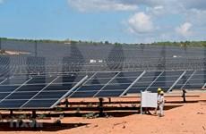 泰国B.Grimm集团在越南投资的两个太阳能项目投入运行
