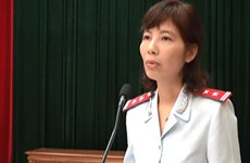 越南建设部检查代表团3名成员涉嫌受贿被起诉