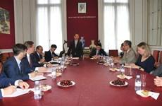 欧洲企业支持早日同越南签署自由贸易协定