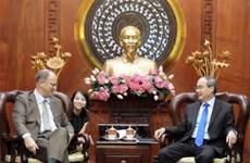越南胡志明市与德国合作成效显著