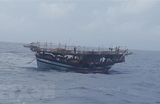 越南渔船在海上作业时已履行国际义务