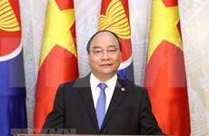政府总理阮春福出席第34届东盟峰会:推进伙伴关系 实现可持续发展