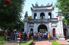 河内市促进与日本的旅游合作