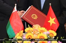 越南重视与白俄罗斯的团结友谊