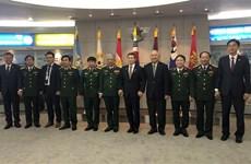越南与韩国副部长级防务政策对话在韩国首尔举行