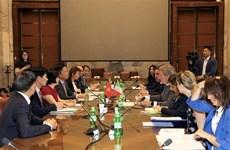 越南与意大利加强双边经贸合作