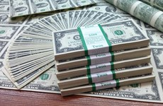 6月24日越盾兑美元中心汇率下降2越盾