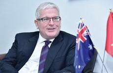 越南胡志明国家政治学院与澳大利亚外交事务和贸易部签署合作备忘录