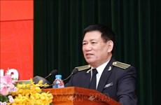 加强合作提高越南国家审计署的运作效率