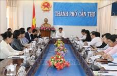 日本国际协力机构组团赴越南芹苴市开展农业考察活动
