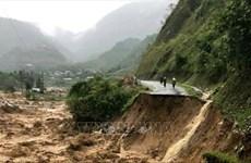 提高越南中部四省人民抵御自然灾害能力
