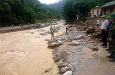 北部山区各省全力推进灾后恢复重建工作